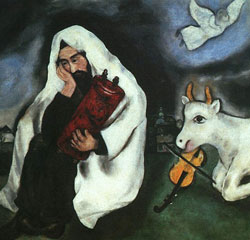 Chagall - Loneliness
