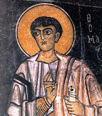 Icon of Thomas